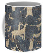 Petroglyphs, Utah Coffee Mug