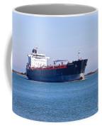 Petroleum Tanker En Route Coffee Mug