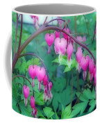 Pretty Little Bleeding Hearts Coffee Mug