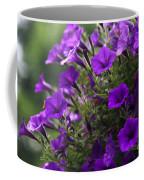 Petunias 2 Coffee Mug