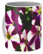 Petunias With A Flare Coffee Mug