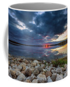 Pewaukee Lake Trail Coffee Mug