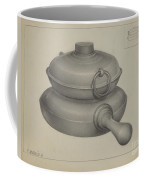 Pewter Pan Coffee Mug