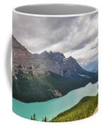 Peyto Lake - Banff National Park, Canada Coffee Mug