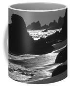 Pfeiffer Beach Sp 8192 Coffee Mug