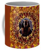 Pharaoh In The Starry Night Coffee Mug