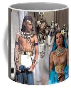 Pharaoh Of Egypt Exodus 2 Coffee Mug
