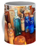 Pharmacist - Medicine Cabinet  Coffee Mug by Mike Savad