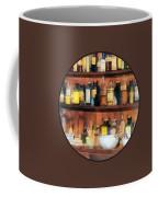 Pharmacist - Mortar Pestles And Medicine Bottles Coffee Mug