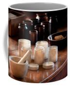 Pharmacist - Pestle And Cups Coffee Mug