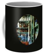 Pharmacy - Back Room Of Drug Store Coffee Mug