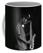 Pharoah Sanders 2 Coffee Mug