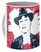 Pharrell Graffiti Tribute Coffee Mug