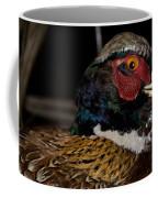 Pheasant In The Eye Coffee Mug
