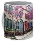Philadelphia Blossoming In The Spring Coffee Mug