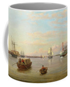 Philadelphia Harbor Coffee Mug