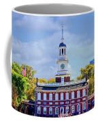 Philadelphia Landmark Coffee Mug