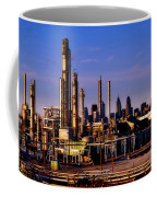 Philadelphia Oil Refinery  Coffee Mug