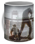 Philadelphia Phillies - Citizens Bank Park Coffee Mug by Bill Cannon