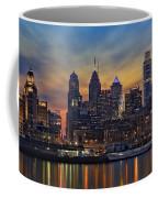 Philadelphia Skyline Coffee Mug