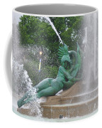 Philadelphia - Swann Memorial Fountain - Logan Square Coffee Mug