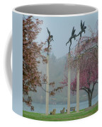 Philadelphia - Three Angels In Spring Coffee Mug