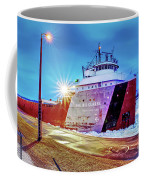 Philip R.clarke West Pier Sault Ste.marie Michigan -3124 Coffee Mug