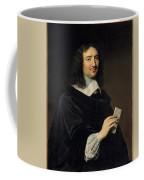 Philippe De Champaigne    Jean Baptiste Colbert 16191683 Coffee Mug