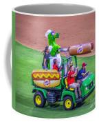 Phillie Phanatic Hot Dog Shooter Coffee Mug