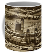 Phillies Stadium - Citizens Bank Park Coffee Mug by Bill Cannon