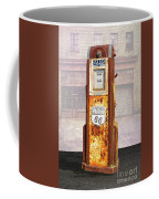 Phillips 66 Antique Gas Pump Coffee Mug