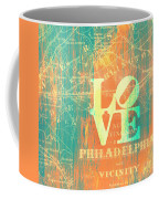 Philly Love V10 Coffee Mug