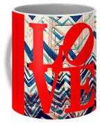 Philly Love V17 Coffee Mug