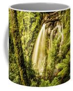 Philosopher Falls, Western Tasmania Coffee Mug