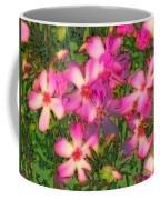 Phlox Fun - Pink Glow Coffee Mug