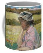 Phoebe At Onteora Coffee Mug