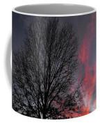Phoenix Cloud Rising Coffee Mug