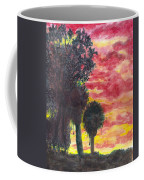 Phoenix Sunset Coffee Mug
