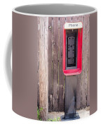 Phone Coffee Mug