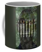 Photo Illustration Depicting Drug Coffee Mug