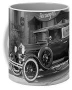 Photographer's 1928 Truck Coffee Mug