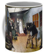 Photography Studio, C1878 Coffee Mug