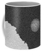 Piana's Calanches And Sun Coffee Mug