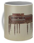 Piano Forte Coffee Mug