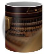 Piano Guts Coffee Mug
