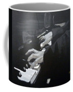 Piano Hands Coffee Mug