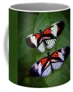 Piano Key Butterfly's Coffee Mug