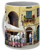 Piazza Anfiteatro Coffee Mug