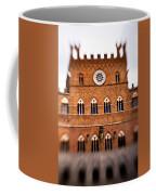 Piazza Del Campo Tuscany Italy Coffee Mug