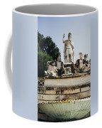 Piazza Del Popolo Fountain Coffee Mug